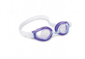 Intex lunettes de natation Play Goggles junior 15 x 4 cm violet