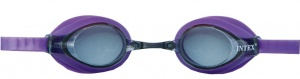 Intex Goggle Pro Racing purple