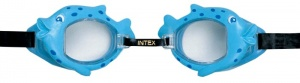 Intex Swimming Goggles vis blue