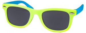 Kool-Kidz children's sunglasses junior green / blue