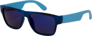 Kool-Kidz Sunglasses junior army print light blue (4440)