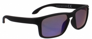 Kool-Kidz Sunglasses junior matt black (4420)