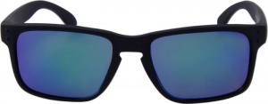 Kool-Kidz Sunglasses junior matt black/blue (4420)