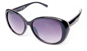 Kost sunglasses ladies cat.3 black/smoke (19-124)