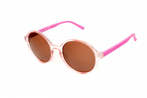 Kost sunglasses ladies modern pink/transparent