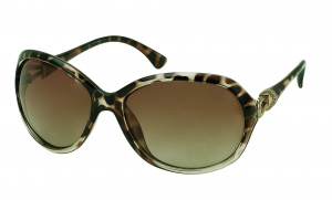 Kost sunglasses ladies butterfly brown panther (PZ20-056)