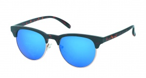 Kost sunglasses unisex brown/ice blue 18-087