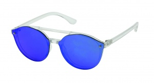 Kost sunglasses unisex ice blue panto