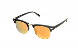 Kost sonnenbrille Junior schwarz/orange (K-114)