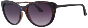 Level One sunglasses Femme ladies cat. 3 brown/black (L6249)