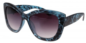 Level One sunglasses Femmeladies cat. 3 flamed blue (L6233)