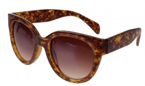 Level One sunglasses Femmeladies cat. 3 flamed brown (L6227)