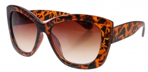 Level One sunglasses Femmeladies cat. 3 flamed brown (L6233)