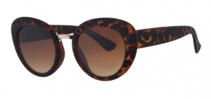 Level One sunglasses Femmeladies cat. 3 flamed brown (L6248)