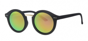 Level One sunglasses Femmeladies cat. 3 mirrored black (L6229)