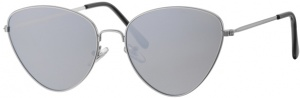 Level One sunglasses Femme ladies cat. 3 silver (L5127)