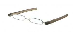 LookOfar reading glasses Breaker grey (le-0128B)
