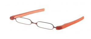 LookOfar reading glasses Breaker red (le-0128F)