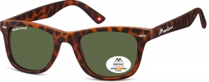 Montana by SGB sunglasses unisex brown (turtle) (MP41)