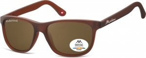 Montana by SGB sunglasses unisex brown/transparent (MP48)