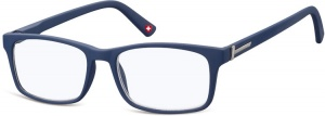 Montana reading glasses blue light filter blue (blfbox73b)