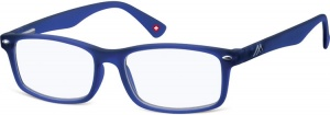 Montana reading glasses blue light filter blue (blfbox83c)