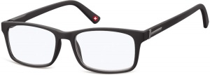 Montana reading glasses blue light filter black (blfbox73)