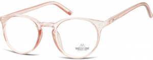 Montana reading glasses HMR55 pink/transparent