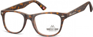 Montana reading glasses MR67 brown turtle