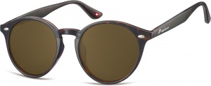 Montana sunglasses unisex panto cat.3 brown (S20B)