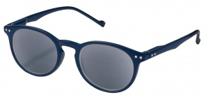 Moses reading sunglasses Panto / UV-400 blue