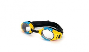 Osprey swimming goggles Spray junior yellow