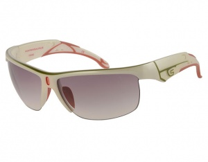 Paola Renna sports glasses Pawpawsaurus mother-of-pearl/red