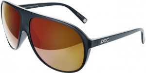 POC sunglasses DID Quantumreflective nylon/rubber navy/brown