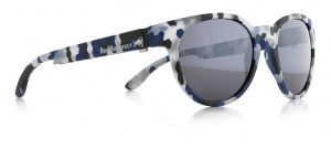 Red Bull Spect Eyewear sportzonnebril Wing4 blauw camouflage (005PN)