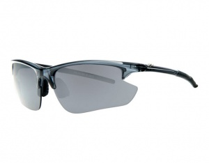 Revex Sport sports glasses transparent black Polrx7025