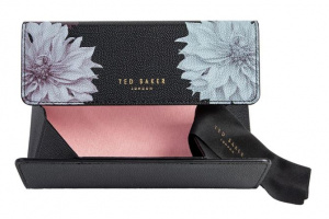Ted Baker sunglasses case 17 x 7,2 cm black