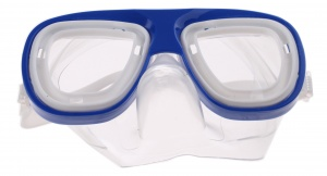 Toi-Toys goggles glow in the dark blue