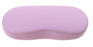 TOM spectacle case 16 x 6.5 cm purple