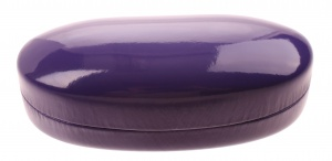 TOM glasses case 16 x 7,5 cm ladies purple