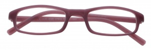 TOM Reading glasses rectangular unisex purple