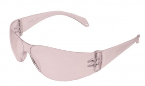 TOM safety glasses unisex transparent one size