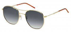 Tommy Hilfiger sunglasses TH1648/S J5G/9O unisex gold/red