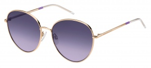 Tommy Hilfiger sunglasses TH1649/S OFY/17 ladies bronze with purple lens
