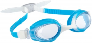 Waimea swimming goggles Two-Tonejunior blue