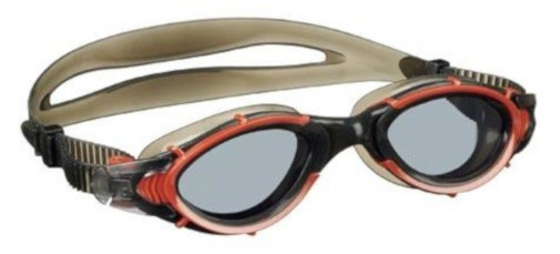 Beco goggles Norfolkunisex polycarbonate red/black