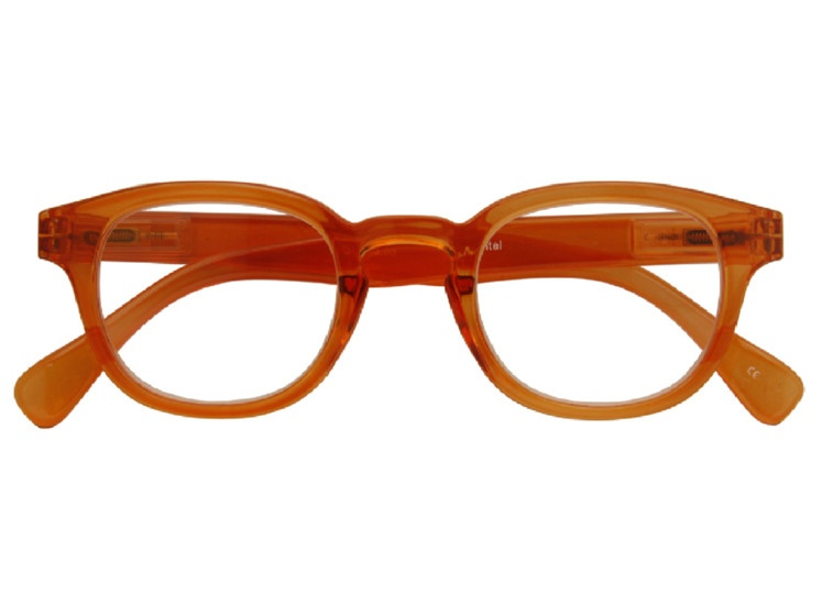 Croon leesbril Montel unisex oranje