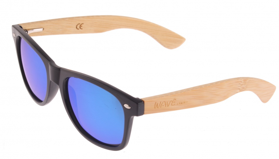 Wave Hawaii sonnenbrille Wave Hawaii Diabolo unisex klar/schwarz