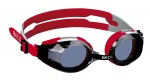 Beco swimming goggles Aricapolycarbonate junior red/grey