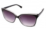 Kost sunglasses ladies black with gray lens (16-114)